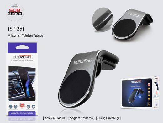 Subzero SP25 Mıknatıslı Telefon Tutucu